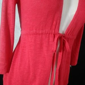 Old Navy Sweaters - OLD NAVY Red Cardigan Size S